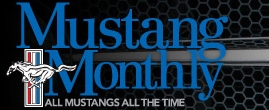 click to read about us in Mustang Monthly
